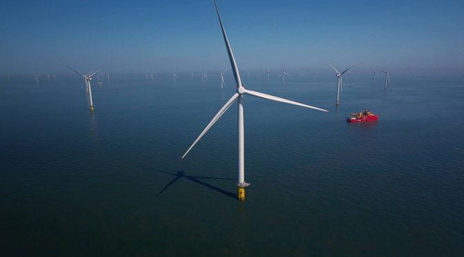 Marruecos tiene un fantástico potencial de energía eólica marina