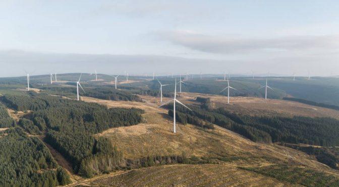 Vattenfall se asocia para la energía eólica terrestre en Escocia