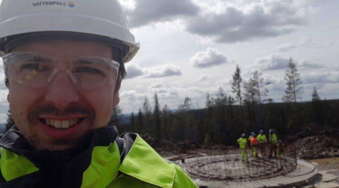 El mayor proyecto de energía eólica en tierra comienza después de las vacaciones de invierno
