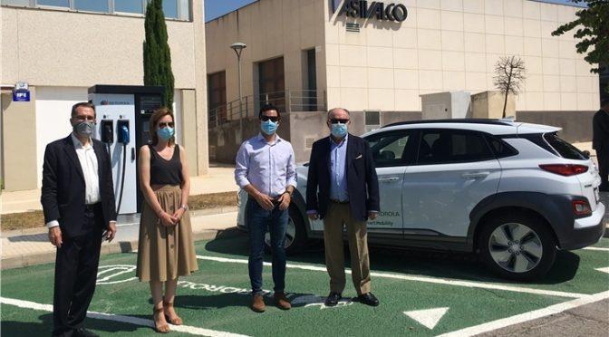 Iberdrola y Asivalco ponen en marcha dos puntos de recarga rápida para vehículos eléctricos