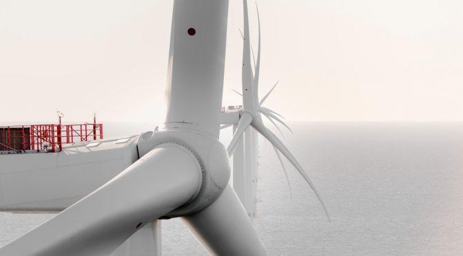 MHI Vestas UK recibe pedido de aerogeneradores para la energía eólica marina