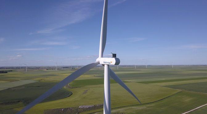El conjunto eólico Montes Torozos, promovido por Naturgy, obtiene el Premio Eolo de Integración Rural de la Eólica 2020