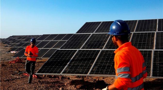 Iberdrola invertirá 180 millones de euros en cuatro nuevas centrales fotovoltaicas en Extremadura