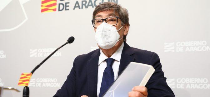 Aliaga anuncia un nuevo Plan Energético de Aragón 2021-2030