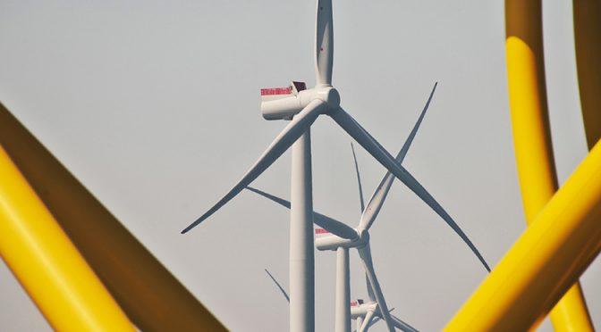 East Anglia finaliza central eólica marina de 714 MW