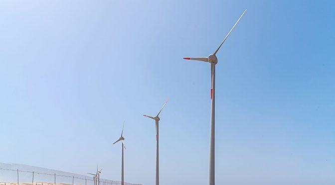 Eólica en Gran Canaria, Ecoener pone en marcha el parque eólico La Caleta
