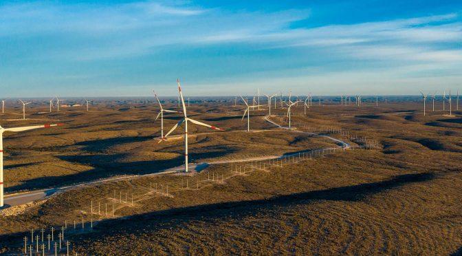 Energía eólica en Mexico, Elecnor construye en México un parque eólico de 56 MW