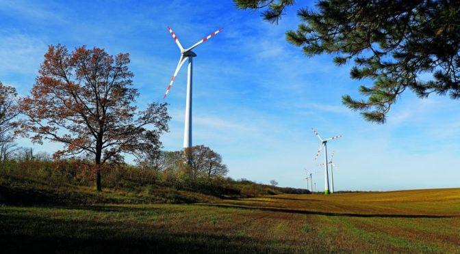 Energía eólica en Austria, 51 aerogeneradores de Enercon para parque eólico de 212 megavatios
