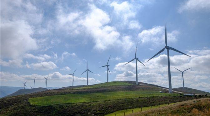 Iberdrola contribuye al desarrollo de Asturias con inversiones en 130 MW de energía eólica