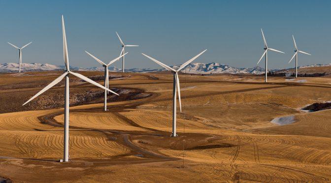 Apex Clean Energy vende proyecto de energía eólica White Mesa de 500 MW