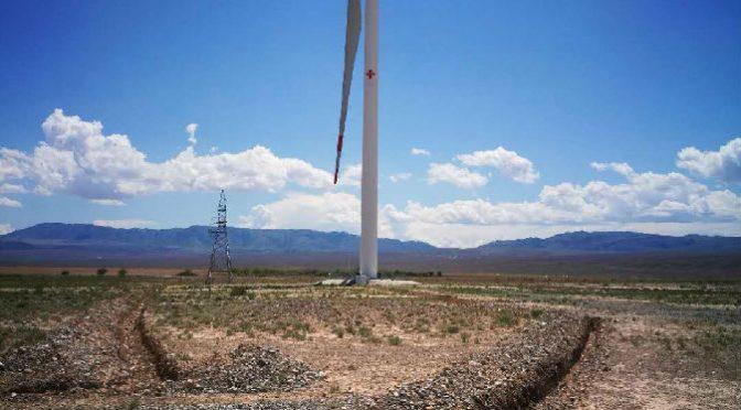 Goldwind inicia un nuevo capítulo del desarrollo de la energía eólica en los mercados de Asia Central
