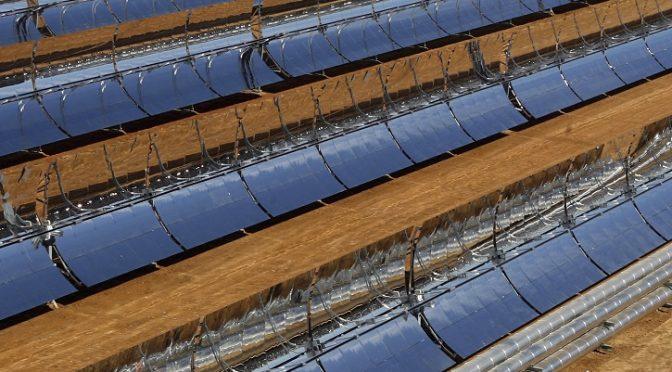 La subasta solar de Portugal podría conducir a la primera central termosolar