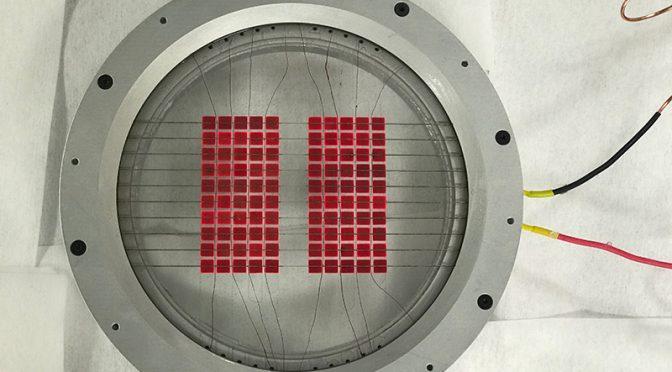 Equipo de EE. UU. construye concepto de calor de energía termosolar a $ 30/MWh