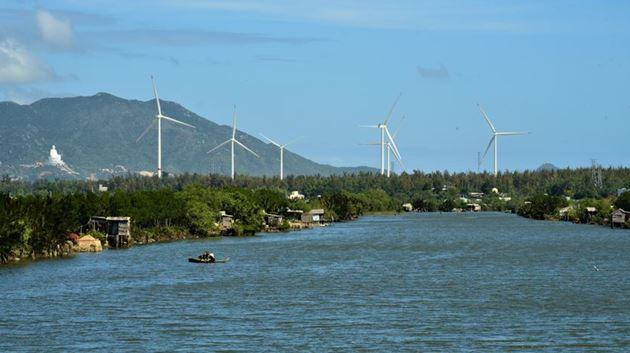 Siemens Gamesa se anota dos nuevos pedidos de aerogeneradores por 165 MW para la energía eólica de Vietnam