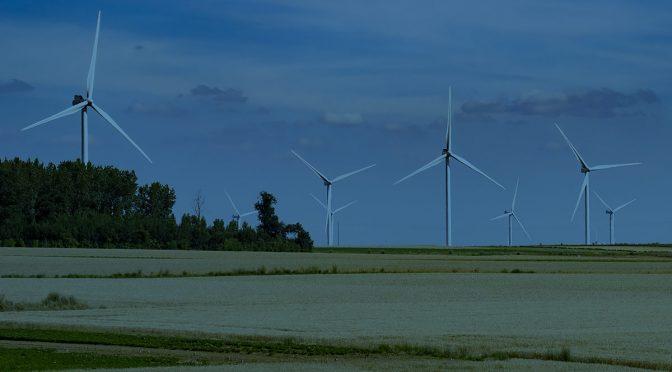 Despliegue de la energía eólica en Europa para frenar el cambio climático