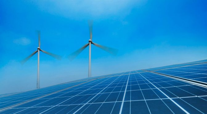 Una estrategia de hidrógeno de la UE basada en energía eólica y solar puede garantizar el éxito de la recuperación ecológica