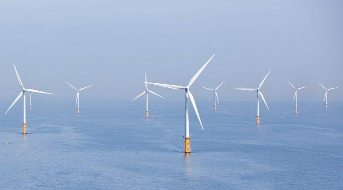 BP se lanza al mercado de la energía eólica marina