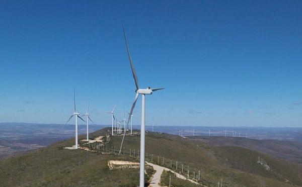 Bahia lidera la producción de energía eólica en Brasil