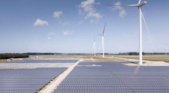 Statkraft suministra energía solar y eólica a gran escala