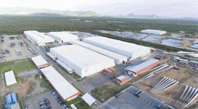 Porto de Pecém y Aeris Energy exportan palas para la energía eólica en medio de una pandemia