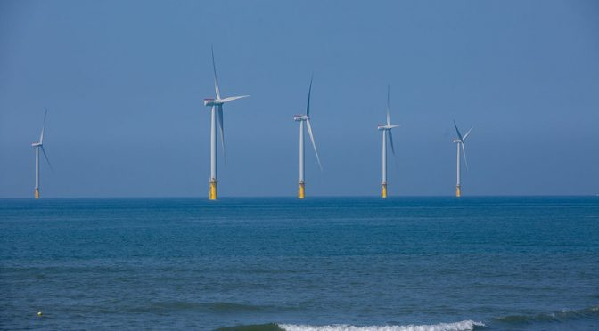 CIP establecerá centro de operaciones y mantenimiento de energía eólica en Taiwan