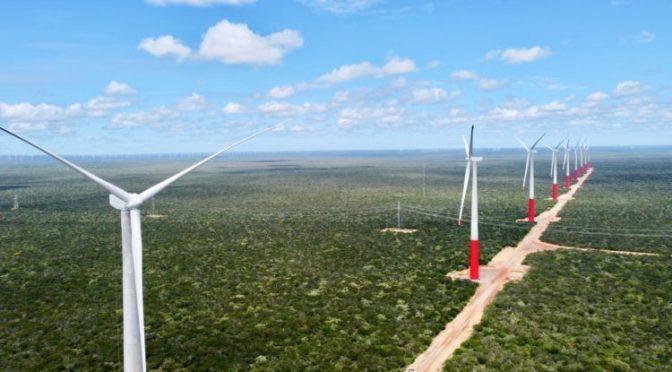 Enerfín tiene 700 MW en proyectos de energía eólica en Brasil