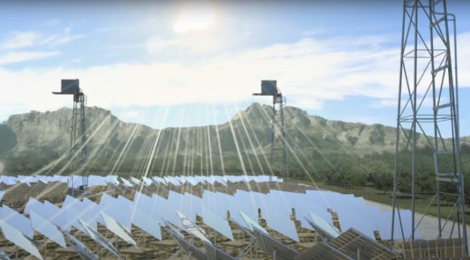Chipre construitá una central termosolar de 50 MW