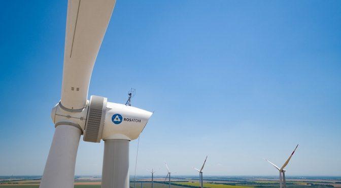 Eólica en Rusia, NovaWind comenzó el parque eólico Marchenkovskaya en Rostov