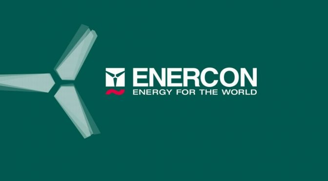 La eólica Enercon tiene previsto reestructurar su red de producción en Alemania