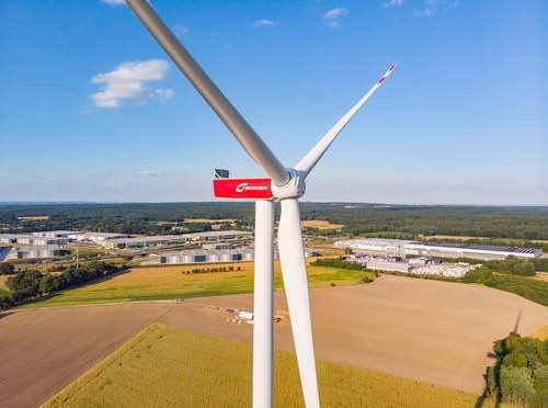 Nordex suministra 11 aerogeneradores N155 / 4.X para 50 MW de energía eólica en España