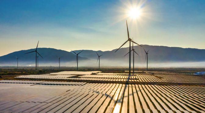 La energía eólica y solar han alcanzado la madurez