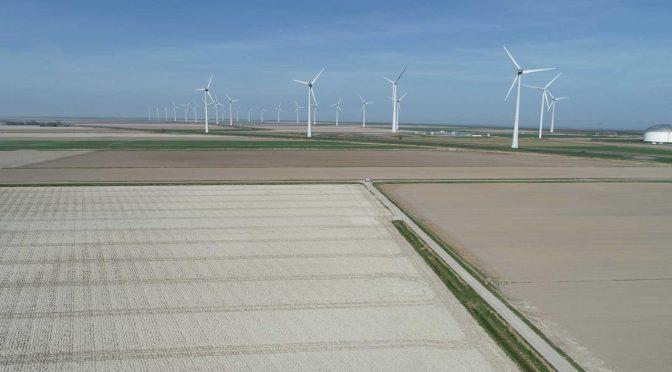 RWE comercializará la electricidad de la central de energía eólica holandesa Waddenwind
