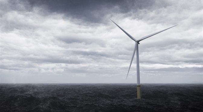 CIP terminará la base de operaciones de energía eólica fase 1 de Changhua en 2021 en Taiwán