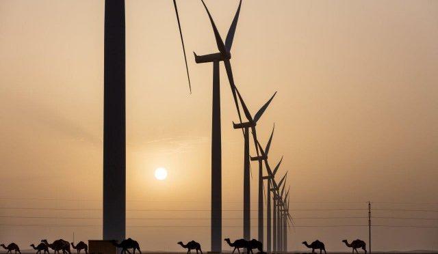 Energía eólica en Marruecos, aerogeneradores de Siemens Gamesa para parque eólico de 301 MW