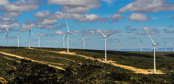 Omega Geração compra participación en la energía eólica de EDF Renewables en Brasil