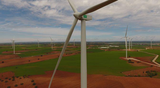 Enel Green Power conecta un parque eólico de 51 MW en Cuenca