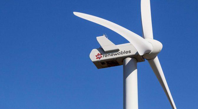 El índice GCX reconoce a la eólica EDP Renováveis entre las 50 empresas del mundo más sostenibles