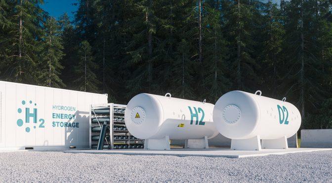 ¿Cuánta energía eólica se necesita para cumplir los objetivos de hidrógeno renovable de la UE?