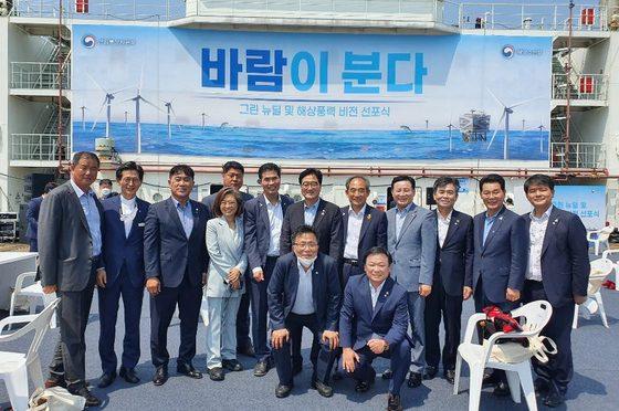 Corea del Sur mira a Dinamarca como socio de energía eólica