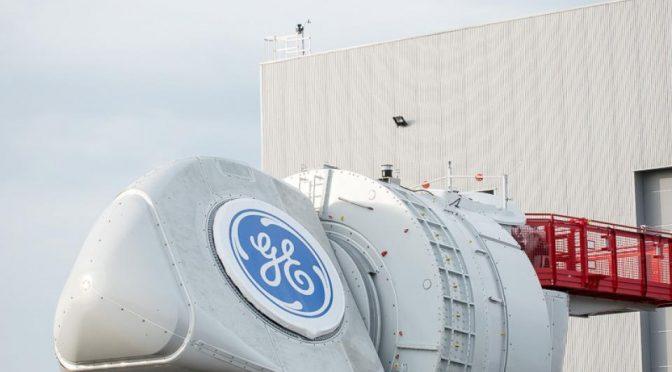 Fábrica en Bretaña está fabricando potentes aerogeneradores para la primera central eólica marina de Francia