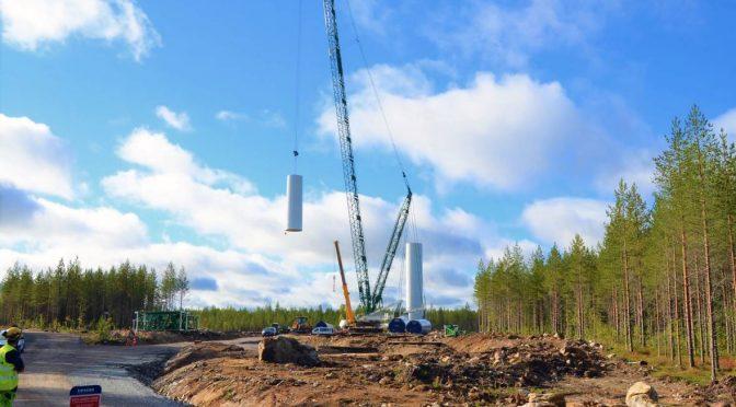 Statkraft firma un PPA de energía eólica de 10 años con el finlandés Keva