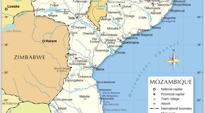 Energía eólica en Mozambique, EleQtra inicia el primer parque eólico