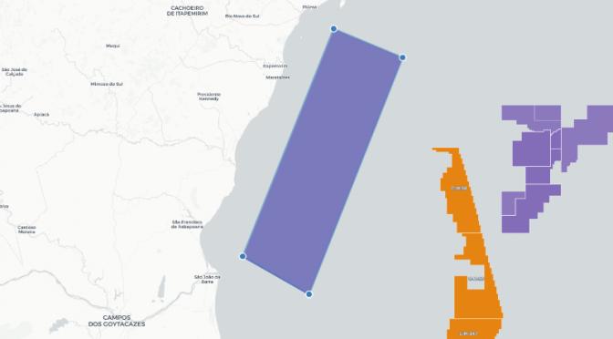 Nuevo proyecto de central de energía eólica marina en Espírito Santo, Brasil