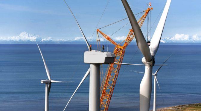 Seis hechos que debe saber sobre la energía eólica estadounidense