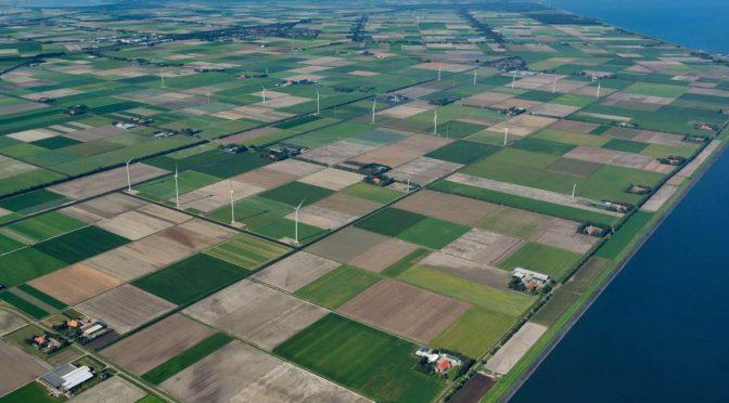 La central de energía eólica más grande de Holanda abre hoy