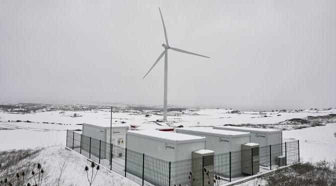 Acciona suministra eólica y solar al transporte de Oporto
