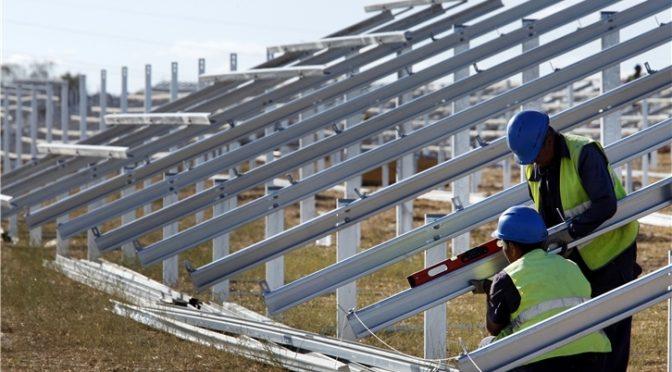 Iberdrola arranca la construcción de 150 MW de fotovoltaica en Castilla-La Mancha