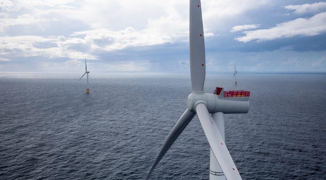 Equinor se une para el crecimiento de la energía eólica marina en Japón