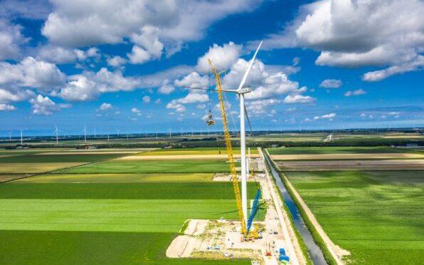 Energía eólica en Holanda, 50 aerogeneradores de Nordex para Vattenfall