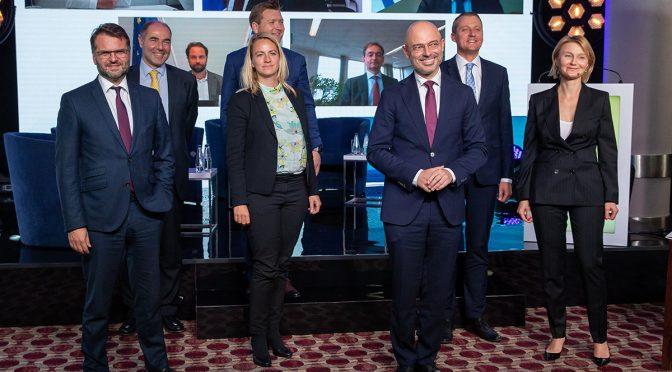 Ocho gobiernos se comprometen a impulsar la energía eólica marina en el Mar Báltico